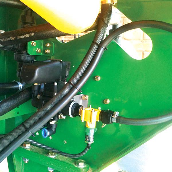 Low-flow fluid control